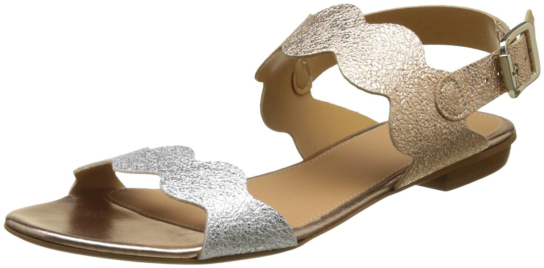 Mujer Bague Para Con Pulsera Sandalia Flat Amazon Sandal Lollipops 0d4wp6q6