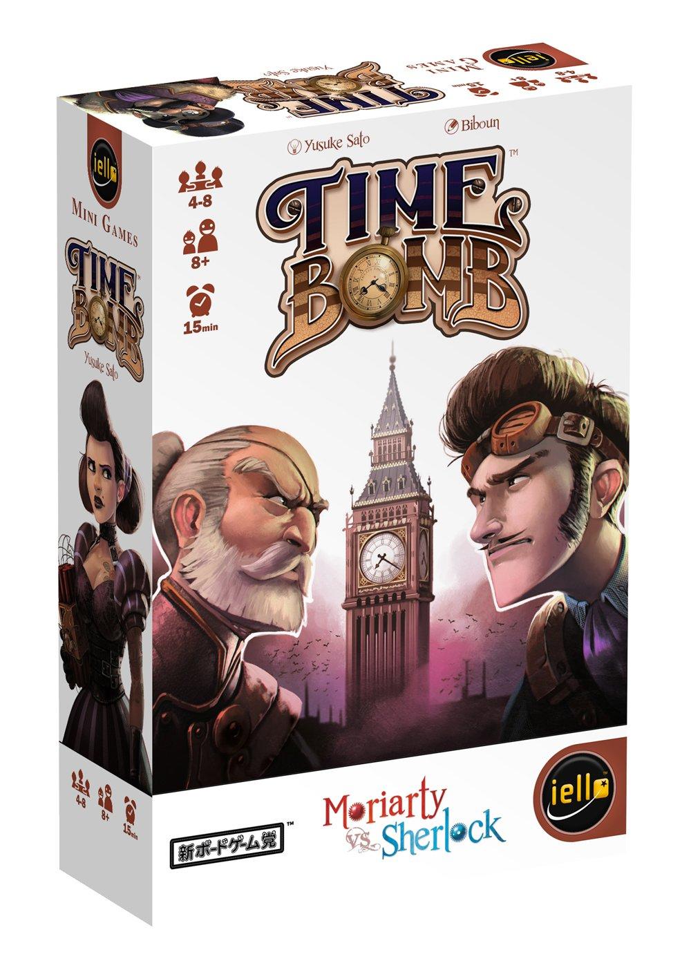 TimeBomb jeu de société
