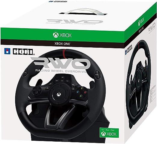 HORI - Volante Overdrive (Xbox One/PC): Amazon.es: Videojuegos