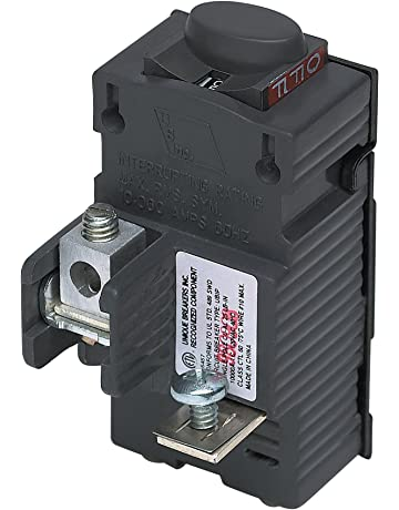 Circuit Breakers | Amazon.com | Electrical - Breakers, Load ... on