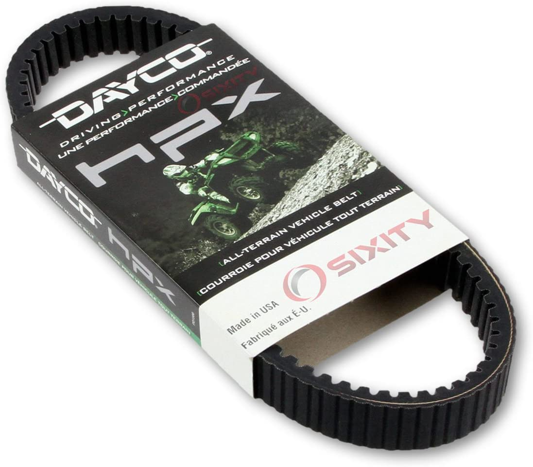 Gates Drive Belt 2006-2007 Yamaha YXR66F Rhino 660 Exploring Edition G-Force ov