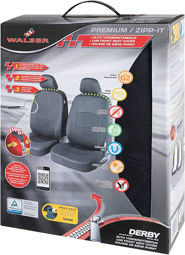 Walser 11850 Zipp IT Esprit Car Seat Cover Set