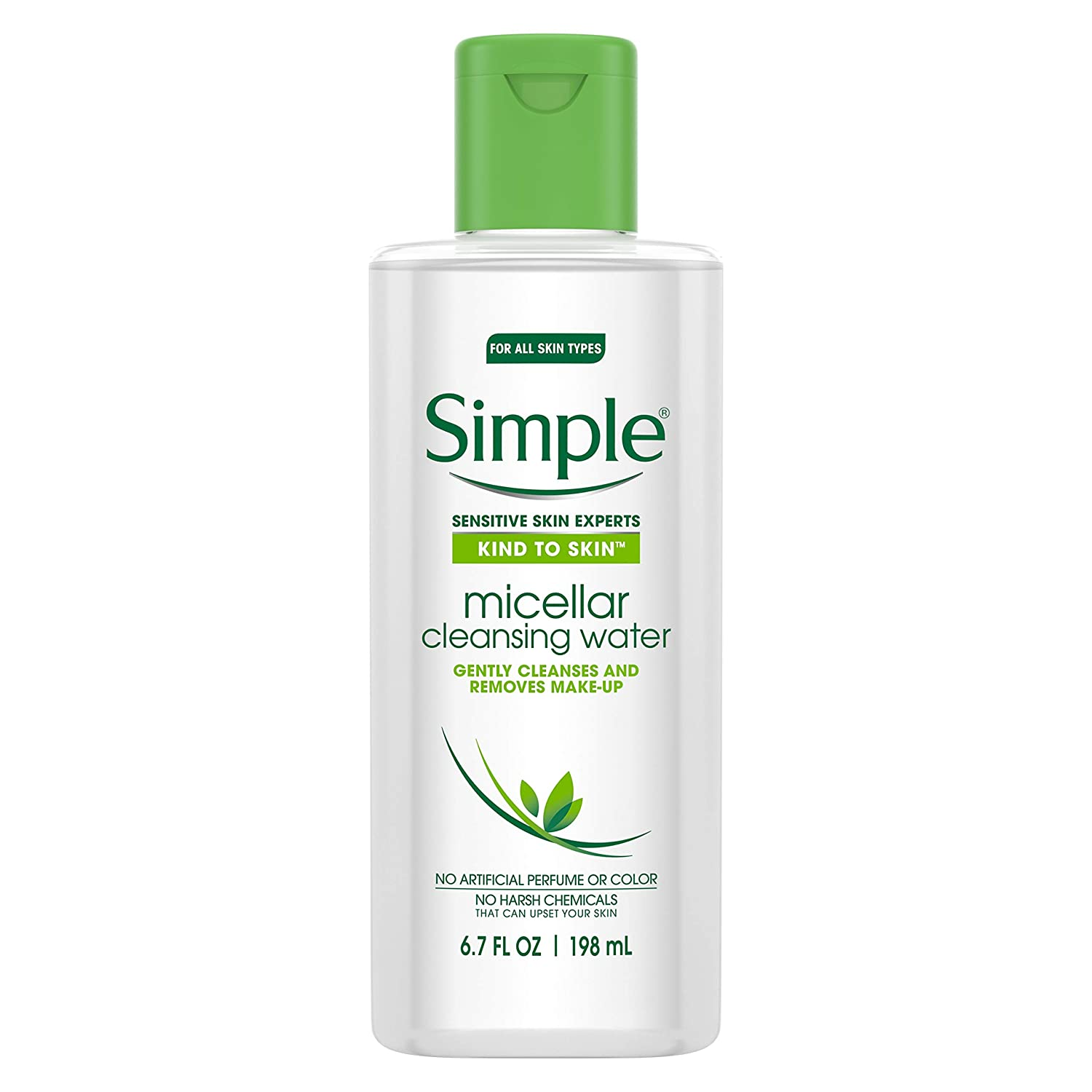 Image result for Simple Kind To Skin Cleansing Micellar Water