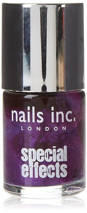 Amazon.com : nails inc. Special Effects Crackle Top Coats Hoxton ...