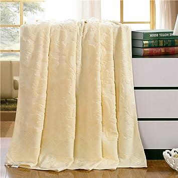 Amazon.com: manta de toalla / manta de algodón / 100£ JPY ...