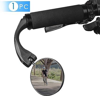 Spiegel lenker fahrrad rückansicht sicher zurück radfahren fahrrad 360 grad