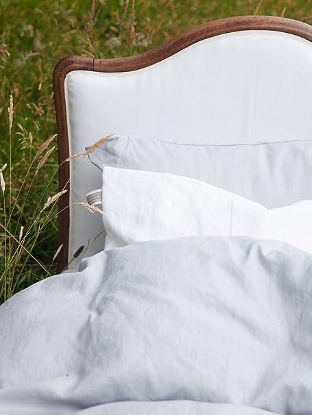 Libeco Memphis Pure Linen Bedding, Bettdecke 135 x 200: Amazon co uk
