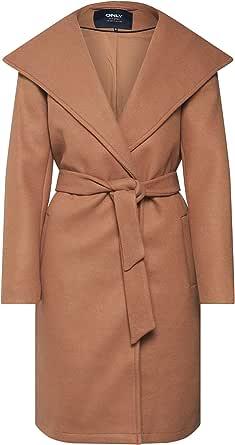Only Onlriley Wool Coat CC Otw Abrigo para Mujer