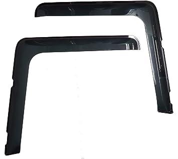 Perflex Set Windabweiser Regenschutz Fenster Seite Windabweiser Für Lkw R Dekoration Zubehör Auto