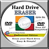 PRO HARD DRIVE ERASER [2017 Edition]: 32 Bit & 64 Bit [Windows - Linux - Mac]
