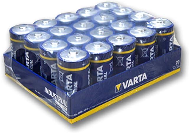 Varta Mono 4020 Industrial In 20er Folie Elektronik