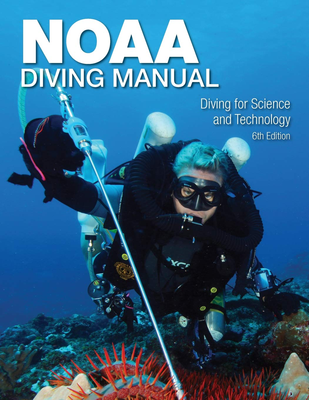 NOAA Diving Manual 6th Edition by Best Publishing Company