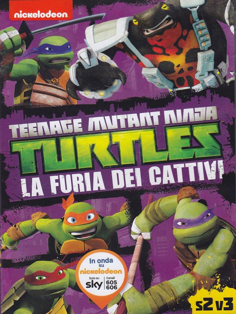 Amazon.com: Teenage Mutant Ninja Turtles - Renegade Rampage ...