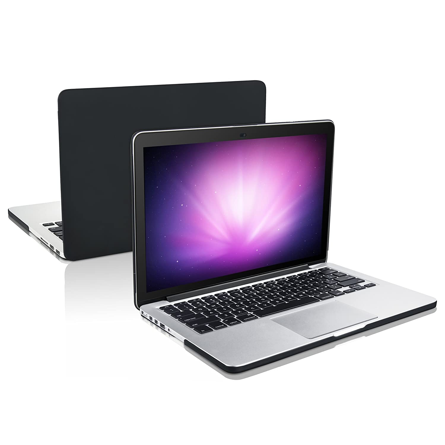 topcase rubberized hard case cover with mouse pad for 13 3 inch