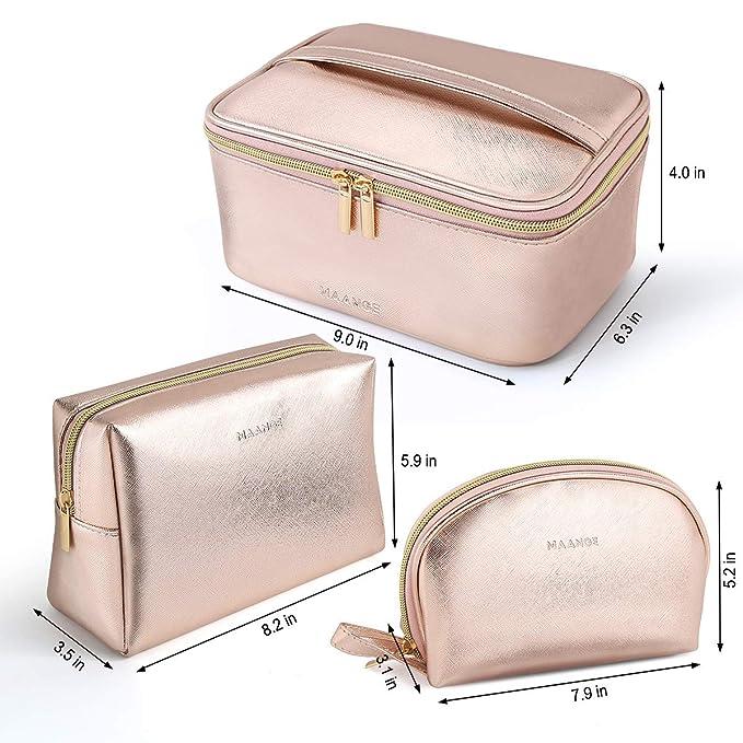 Zipper Closure Romantic Rose Makeup Bag in Beige On the Go Samsung Galaxy Note Bag iPhone Everyday Organizer Scrapbook Journal bag