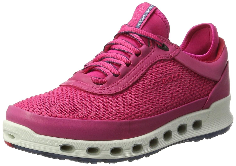 Ecco Cool 2.0, Zapatillas para Mujer 37 EU|Rojo (50229beetroot/Beetroot)