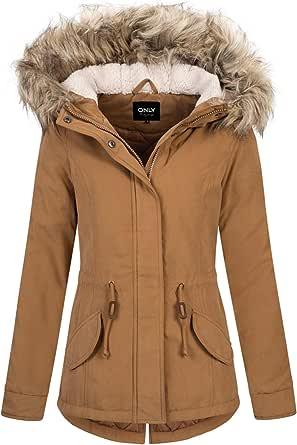 Only Onlnewlucca Parka Jacket Otw Chaqueta para Mujer