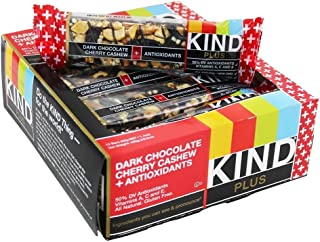 product image for KIND Plus Dark Chocolate Cherry Cashew, 16.8 Oz (Pack Of 12)