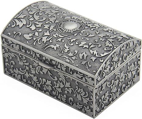 Home Decor Box Jewelry Storage box Metal Jewelry Box Vintage Jewelry Box Trinket Box Vintage Metal Box decorative Jewelry Box
