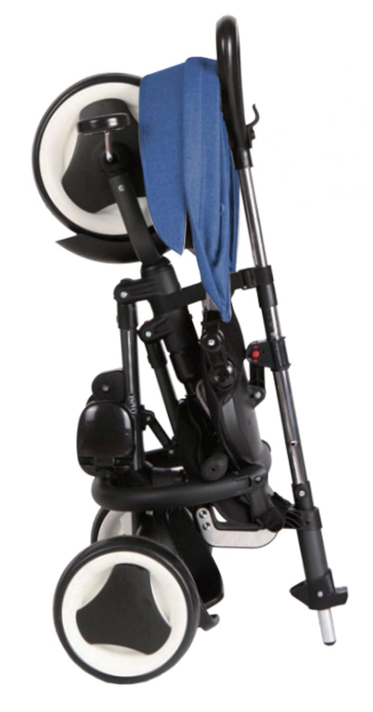 /36/mesi bambini Triciclo con manubrio rito Deluxe Blu 860 Qualit/à Triciclo 10/
