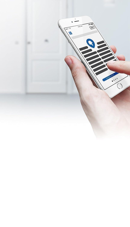 Tesa Assa Abloy ENTR Teclado biométrico para cerradura inteligente motorizada (Smart lock): Amazon.es: Bricolaje y herramientas
