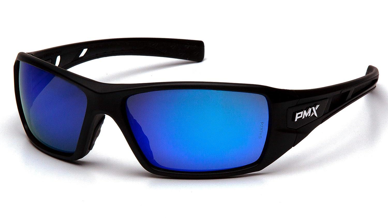 Amazon.com: Pyramex Velar - Gafas de seguridad, marco negro ...