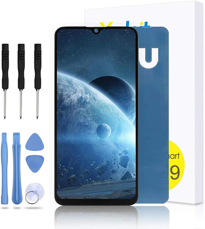 Yodoit Pantalla para Huawei P Smart 2019 LCD de repuesto Digitalizador Táctil Asamblea 6.2
