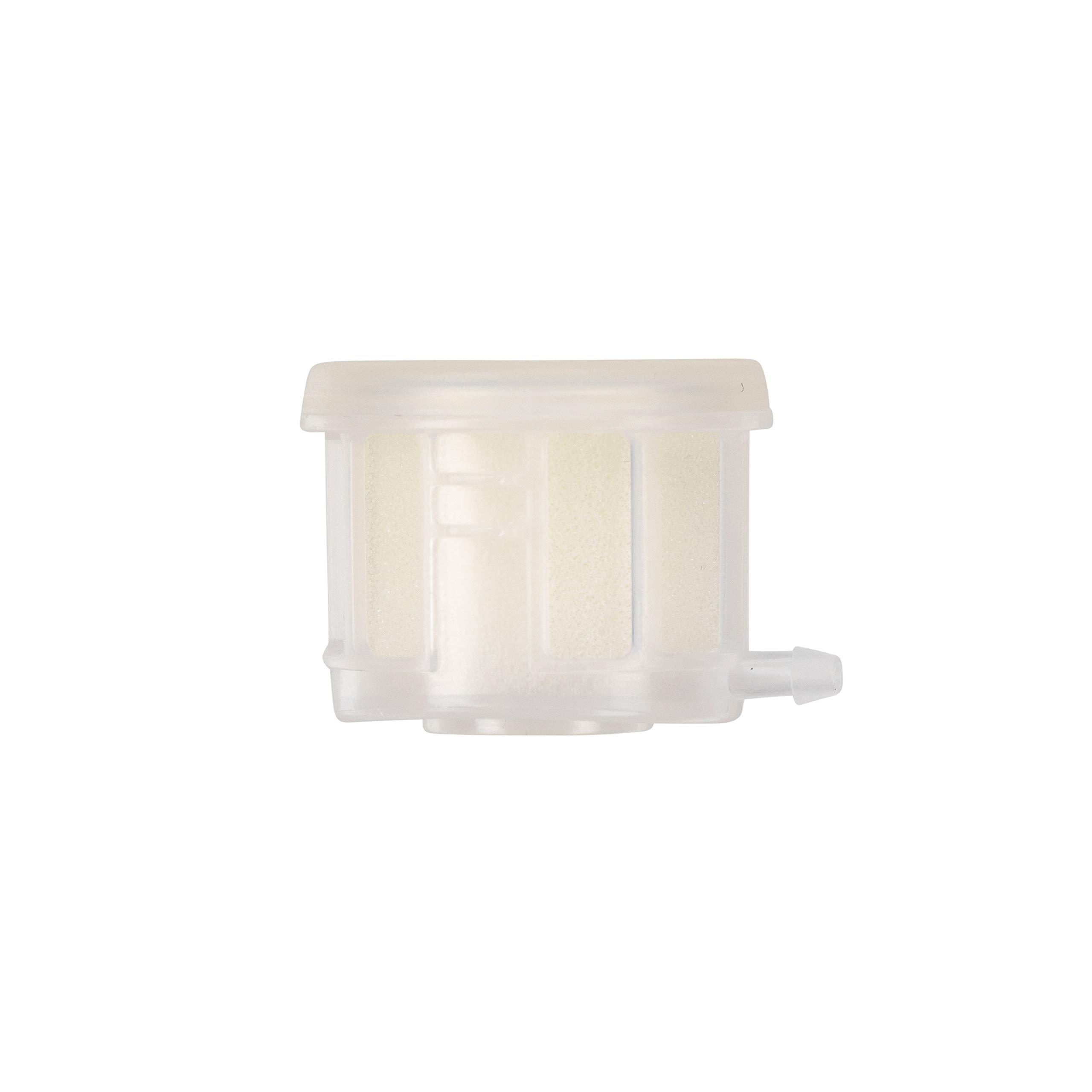 RespVent Tracheostomy Heat and Moisture Exchanger 1000 Oxygen Port, RTG-01050, 50/Box by Respiratory Therapeutics Group