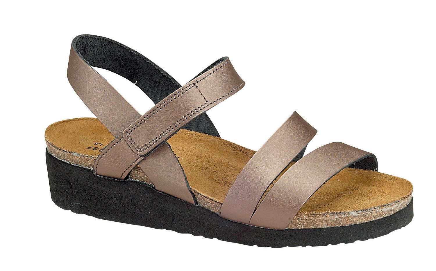 Naot Women's Kayla Sandals,Copper Leather,37 M EU