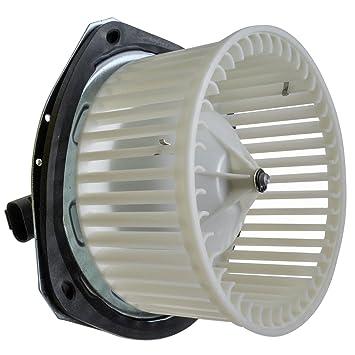 Calentador Ventilador Motor del ventilador w/jaula para Buick Chevy Pontiac Oldsmobile