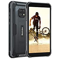 Rugged Cell Phones Unlocked, Blackview BV4900, Android 10 Rugged Smartphone, 5580mAh 4G GSM Network Cell Phone, 5.7