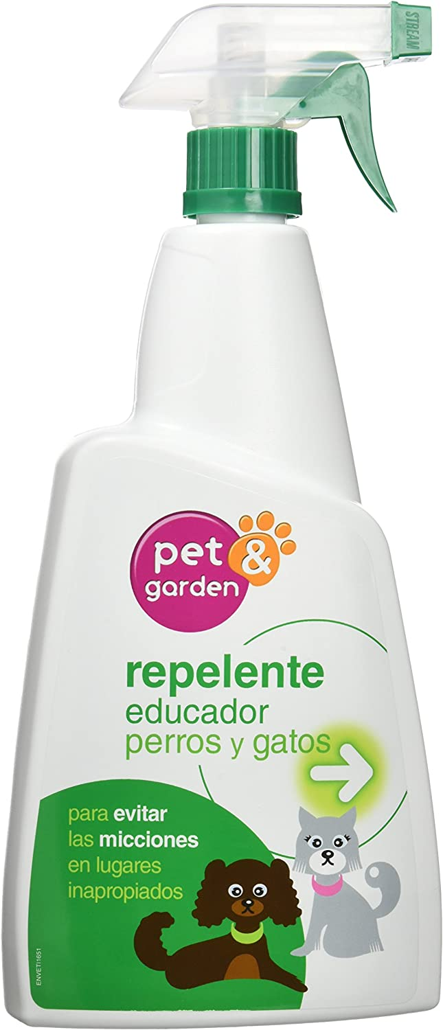 Flower 40559 40559-Repelente Perros y Gatos, 750 ml, No Aplica, 13x5x27.5 cm: Amazon.es: Jardín
