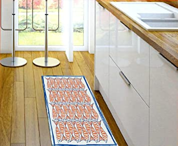 BABYCHISPITAS Teppich Vinyl Küche warmdruck Digital Mod. Nizza ...