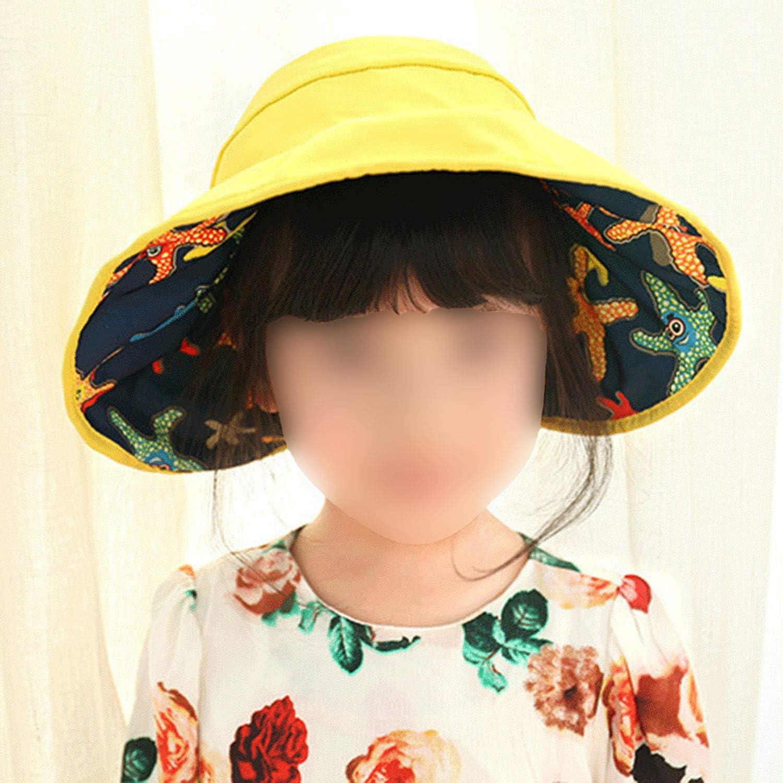 New Pattern Summer Style Child Sunhat Beach Trilby Sun Hat for Boy Girl Fit for Kids Children