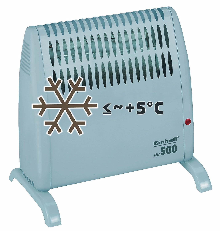 Die Temperaturreglung des Frostwächters