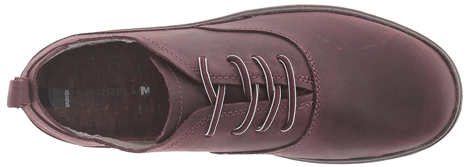 Merrell Women's Around Town Lace Fashion Sneaker B01APRQ5OM 8.5 B(M) US|Huckleberry