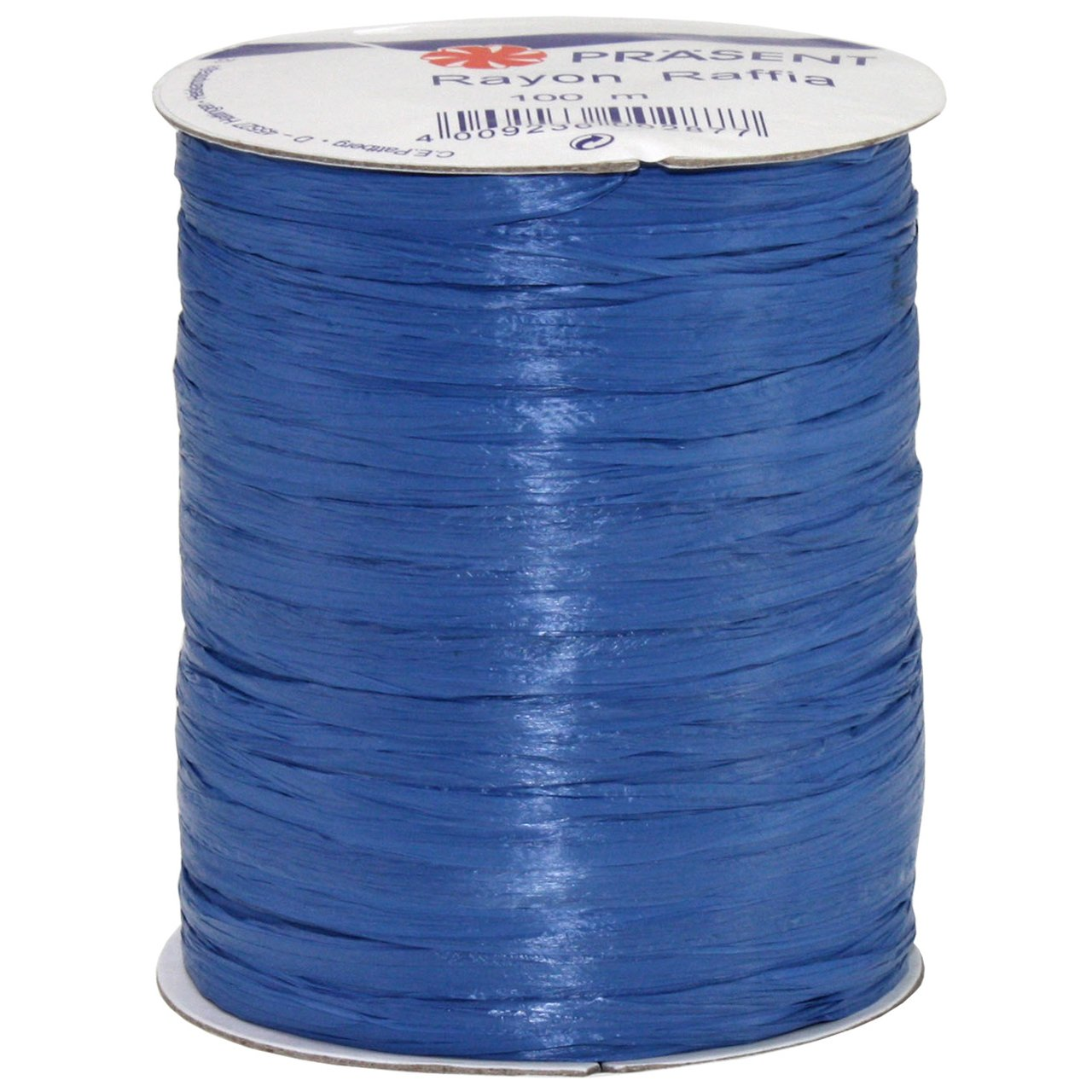 Moss 100-Yard Morex Ribbon Rayon Raffia Fabric Ribbon Spool