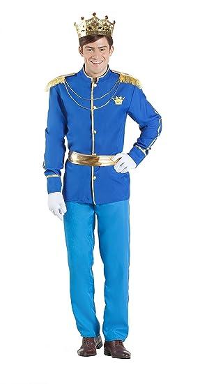 Banyant Toys, S.L. Disfraz DE Principe Azul: Amazon.es: Juguetes y ...