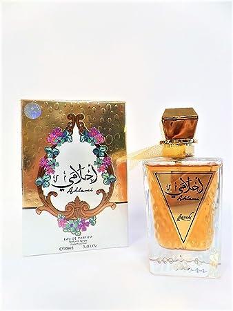085e5d4f2 Amazon.com : Ahlami, Arabian, Ladies Eau De Perfume, 100 ml. - أحلامي، عطر  عود نسائي عربي : Beauty