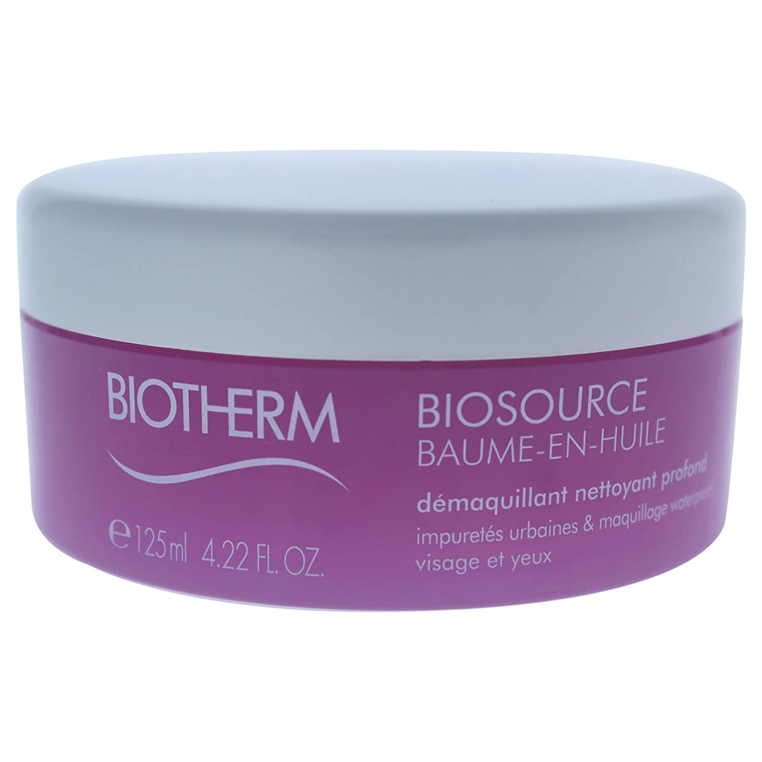 Biotherm Biosource Balm-To-Oil Deep Cleanser & Make-up Remover 125ml/4.22oz 3605540913161