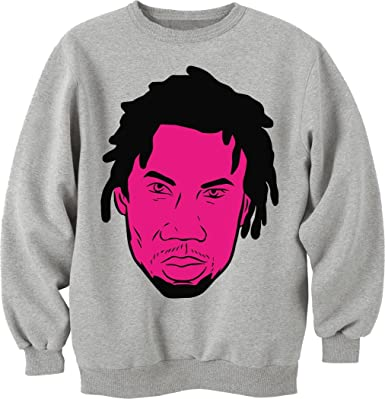 Sweatshirt Krs Xx Face Pop Colored Unisex One Art Design Large ZPXuOwkiT