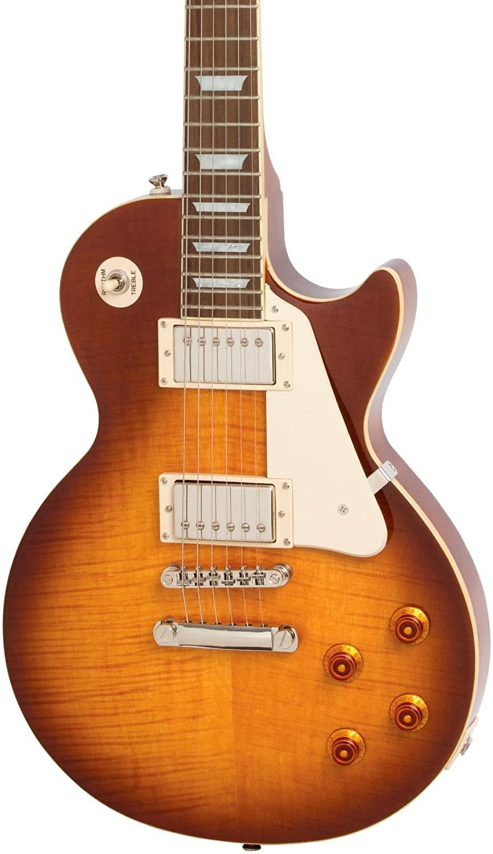 Limited Edition Epiphone Les Paul plustop Pro guitarra eléctrica desertburst: Amazon.es: Instrumentos musicales