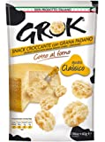 GROKSi! Knuspriger Grana Padano Snack, 60 g