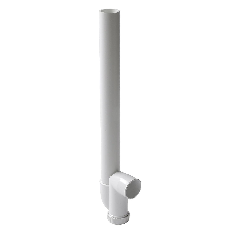 NICOLL-Sifón para lavadora, color blanco,-Sifón para lavadora tubo ...