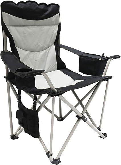 Getränkehalter für Camping Outdoor Stuhl Klettverschluss