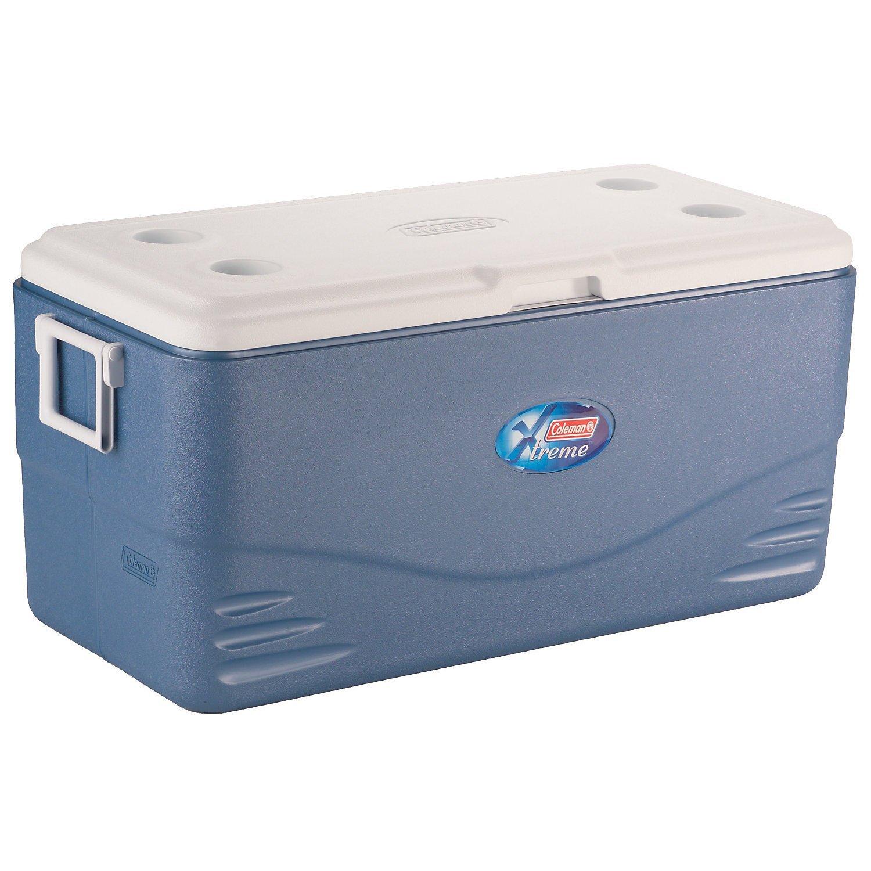 Coleman Cool Box Xtreme Coleman 36QT Cool Box Xtreme Blue/White 33 Liters (66 x 37 5 x 35