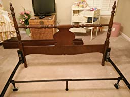 Amazon Com Kings Brand Bed Frame Footboard Extension