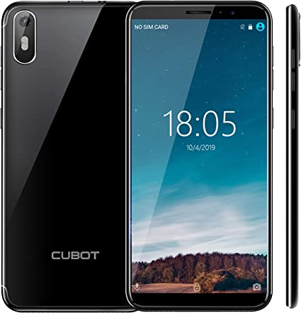 CUBOT J5 2019 Android 9.0 Smartphone Libre 3G 5.5