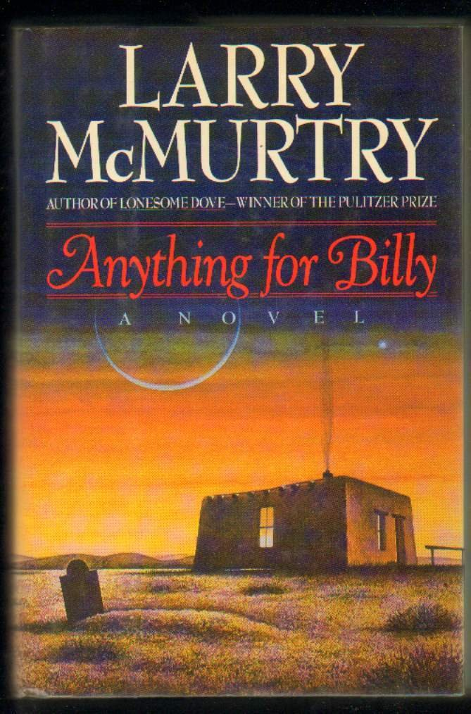 Anything for Billy, McMurtry, Larry