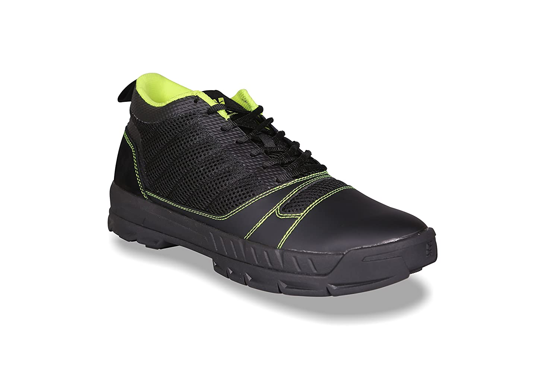 Kujo Yardwear Lightweight Breathable Yard Work Shoe B0793V1W7L 12 D(M) US Men / 13.5 B(M) Women Black / Green